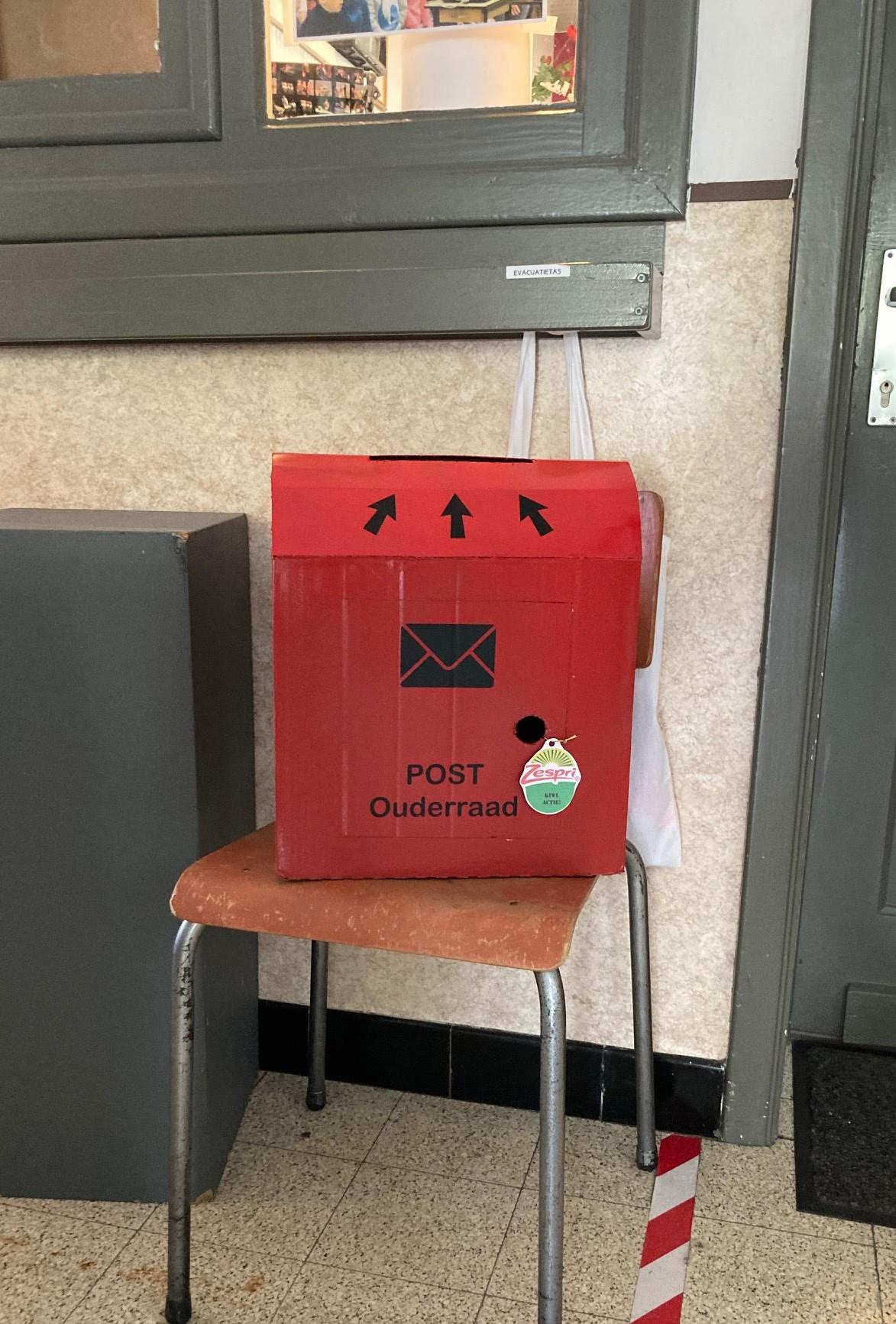 locatie brievenbus